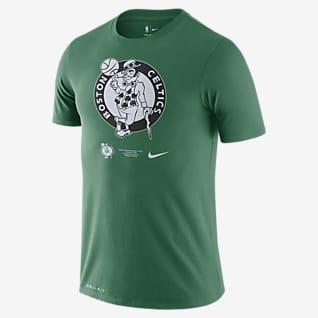 Celtics Logo Nike Dri-FIT NBA-s férfipóló