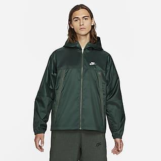 Nike Sportswear Revival Lett, vevd jakke til herre