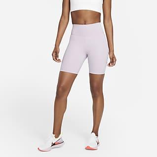 Nike Swoosh Run Lauf-Tights für Damen (ca. 18 cm)