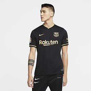 FC Barcelona 2020/21 Stadyum Deplasman Erkek Futbol Forması