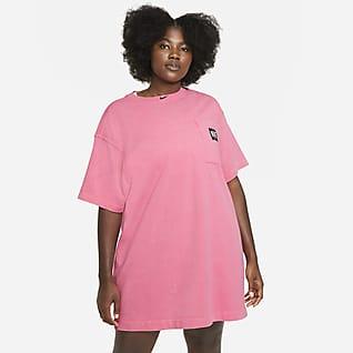 Nike Sportswear Kadın Elbisesi (Büyük Beden)