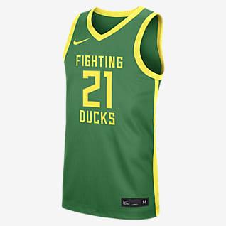 Nike College Replica (Oregon) Men's Basketball Jersey