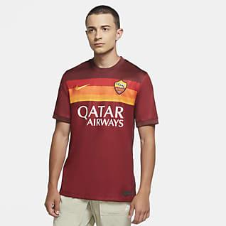 A.S. Roma 2020/21 Stadium Home Men's Soccer Jersey