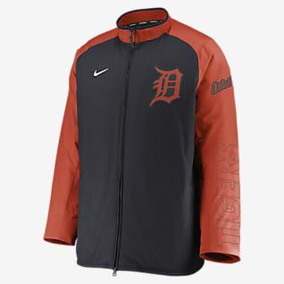Nike Dugout (MLB Detroit Tigers) Men's Full-Zip Jacket
