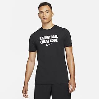 """Nike Dri-FIT """"Cheat Code"""" Erkek Basketbol Tişörtü"""