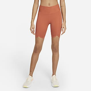 Nike One Luxe Icon Clash Shorts de 18 cm para mujer
