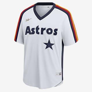 MLB Houston Astros Men's Cooperstown Baseball Jersey