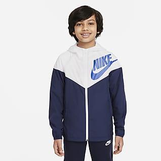 Nike Sportswear Windrunner 大童(男孩)夹克