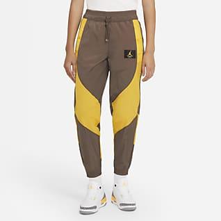 Jordan Женские брюки из тканого материала