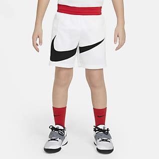 Nike Dri-FIT Basketballshorts til store børn (drenge)