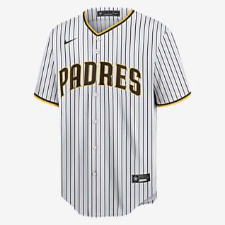 MLB San Diego Padres (Manny Machado) Men's Replica Baseball Jersey