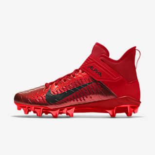Nike Alpha Menace Pro 2 Mid By You Męskie personalizowane korki piłkarskie