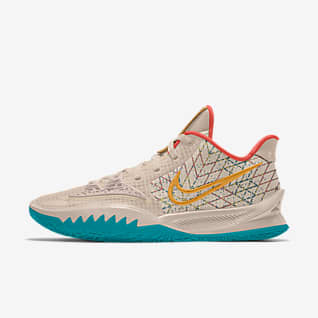 Kyrie 4 Low N7 by Kyrie Irving Custom Basketball Shoes