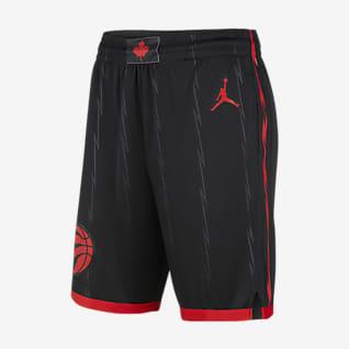 Raptors Statement Edition 2020 Men's Jordan NBA Swingman Shorts