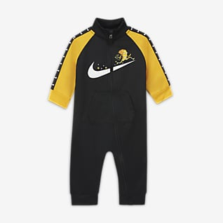 Nike Baby (0-9M) Full-Zip Coverall