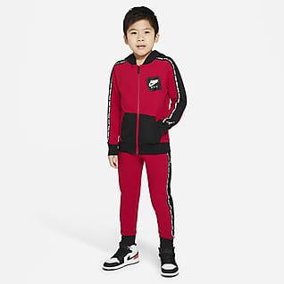 Jordan Conjunto de sudadera con capucha y pantalones para bebé