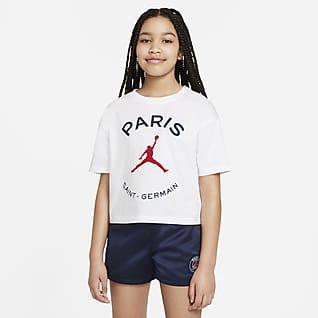 Paris Saint-Germain Playera para niña talla grande