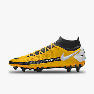 Nike Phantom GT Elite By You Botes de futbol personalitzables per a terreny ferm
