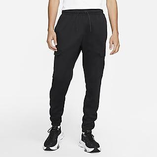 Nike Sportswear Air Max Męskie dzianinowe joggery