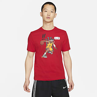 Kyrie Logo 男款籃球 T 恤