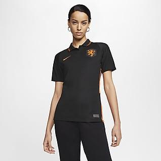 Netherlands 2020 Stadium Away Camiseta de fútbol para mujer