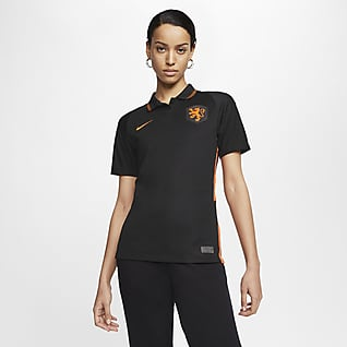 Segunda equipación Stadium Países Bajos 2020 Camiseta de fútbol - Mujer