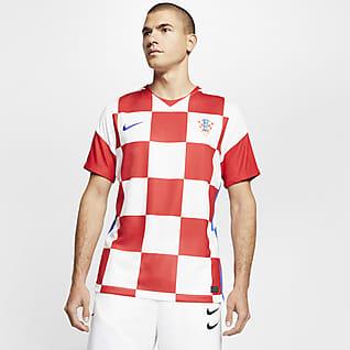 クロアチア 2020 スタジアム ホーム メンズ サッカーユニフォーム