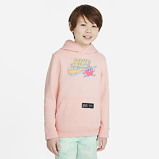 Nike Sportswear Club Big Kids' (Boys') Pullover Hoodie