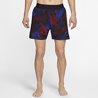 Nike Global Camo Blade Vollleybalshorts voor heren (13 cm)