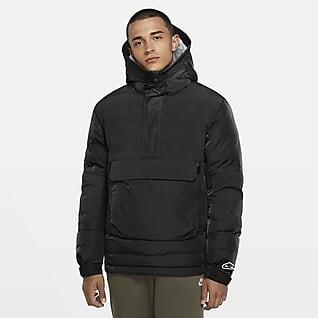Nike Sportswear Synthetic-Fill Мужская водоотталкивающая куртка-анорак