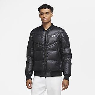 Nike Sportswear Down-Fill Windrunner Bomber deportivo para hombre