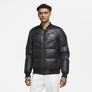 Nike Sportswear Down-Fill Windrunner Men's Sport Bomber