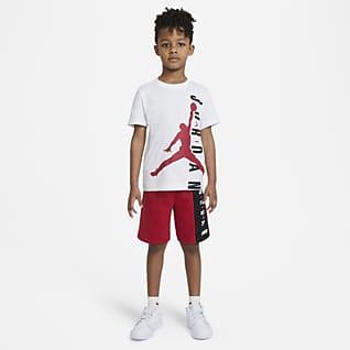 Jordan Jumpman Little Kids' T-Shirt and Shorts Set