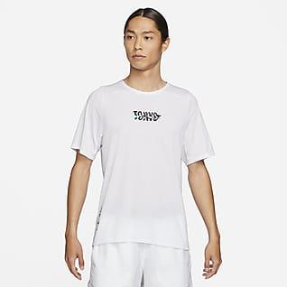 Nike Rise 365 Tokyo Pánské běžecké tričko