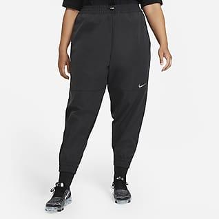 Nike Sportswear Swoosh Kadın Eşofman Altı (Büyük Beden)