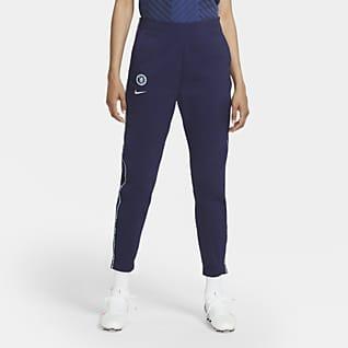Chelsea FC Dámské tkané fotbalové kalhoty