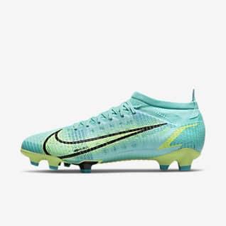 Nike Mercurial Vapor 14 Pro FG Ποδοσφαιρικό παπούτσι για σκληρές επιφάνειες