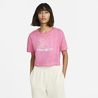 Nike Sportswear Top corto para mujer