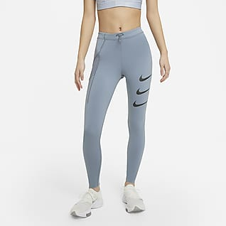 Nike Epic Luxe Run Division 女款中腰跑步內搭褲