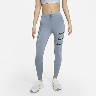 Nike Epic Luxe Run Division 女子跑步紧身裤