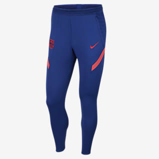 F.C. Barcelona Strike Men's Knit Football Pants