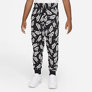 Nike Sportswear Pantalones de entrenamiento para niños talla grande