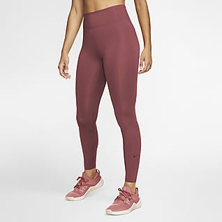 Nike One Luxe Leggings a vita media - Donna