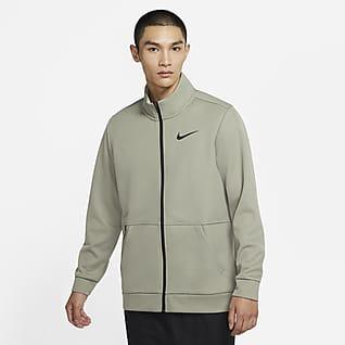 Nike Therma 男子全长拉链开襟训练夹克