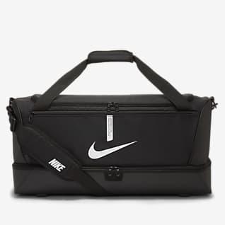 Nike Academy Team Saco de desporto de futebol rígido (grande)