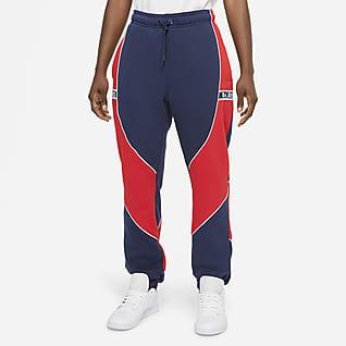 París Saint-Germain Pantalons de teixit Fleece - Dona