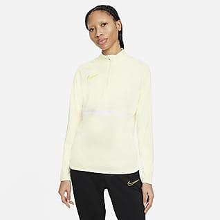 Nike Dri-FIT Academy Fodboldtræningstop til kvinder