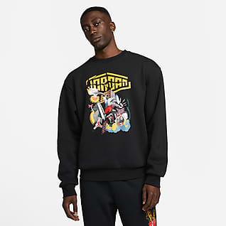 Jordan Sport DNA Sweatshirt de lã cardada para homem