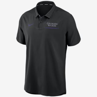 Nike Dri-FIT (MLB Colorado Rockies) Men's Polo