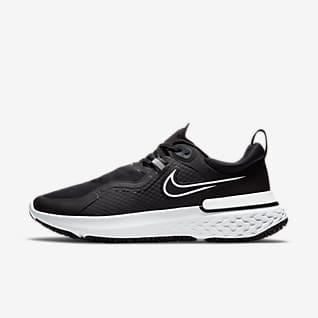 Nike React Miler Shield Hardloopschoen voor heren